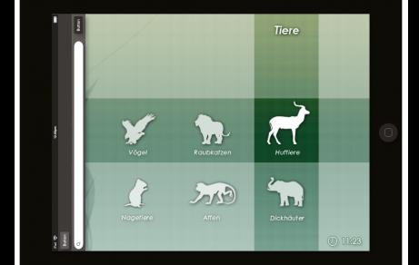 Zoo Navigation App | Mobile App