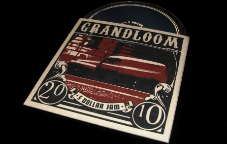 "Grandloom ""5 Dollar Jam"" | Album Artwork"