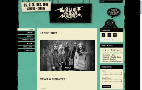 Blue Moon Festival | Website